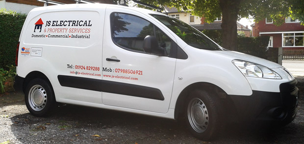 JS Electrical Van